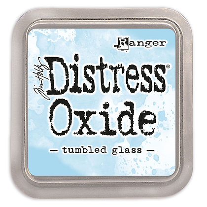 Ranger Ink - Tim Holtz distress oxide Tumbled Glass