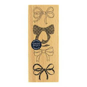 """Florileges Design Timbro in legno"""" Quatre noeuds"""""""