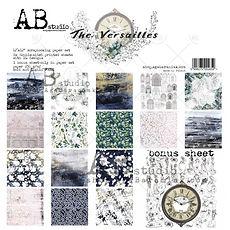 "AB STUDIO scrapbooking pad collezione "" The Versailles """