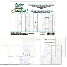 Mintay Papers - Basic book 1 -Background White 15x20 cm