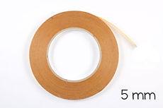 Biadesivo sottile strappabile 5  mm x 25 mt