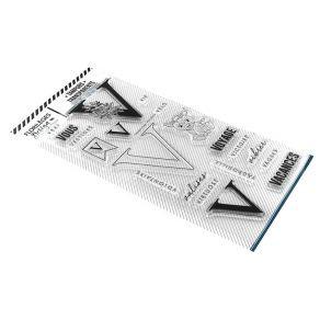 Florileges Design Timbri trasparenti Lettera V