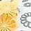 Thumbnail: -PRODOTTO IN PREORDINE -Moda Scrap  FUSTELLA ZINNIA FLOWERS