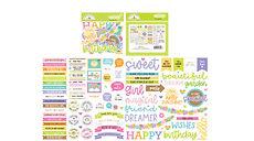 """Doodlebug Design """" Fairy Garden  Chit Chat die cuts """""""