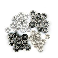 We R Memory Keepers - 60 Eyelets METAL