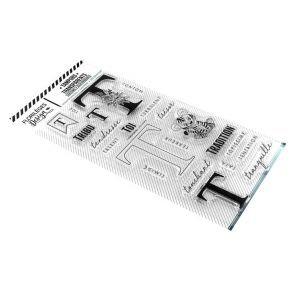 Florileges Design Timbri trasparenti Lettera T