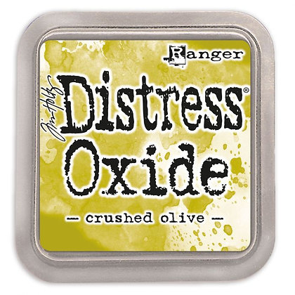 Ranger Ink  - Tim Holtz distress oxide Crushed Olive
