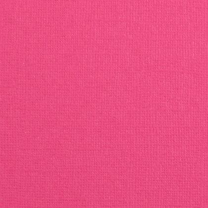 Florence- cartoncino texture 30,5 x30,5 RASPBERRY