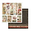 Thumbnail: Pad scrapbooking  10 fogli collezione Oriental Garden  di StamperiA