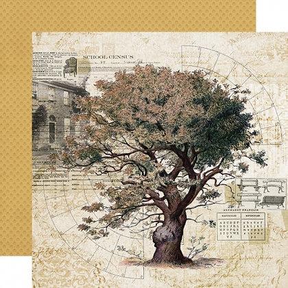 SIMPLE STORIES SIMPLE VINTAGE ANCESTRY FAMILY TREE