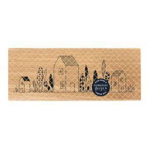 Florileges Design Timbro in legno Maisons du bonheur