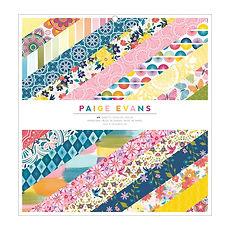 """Paige Evans- Paper pack 12"""" x 12"""" collezione Wonders"""