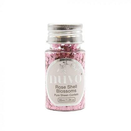 NUVO CONFETTI 35 ml Rose Shell Blossoms