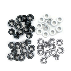 We R Memory Keepers - 60 Eyelets GREY