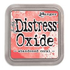 Ranger Ink  - Tim Holtz distress oxide Abandoned coral