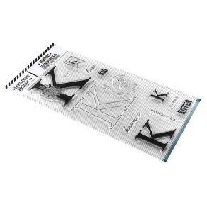 Florileges Design Timbri trasparenti Lettera K
