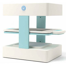 -PRODOTTO IN PREORDINE -WE R MEMORY KEEPERS 3D MOLD PRESS EU