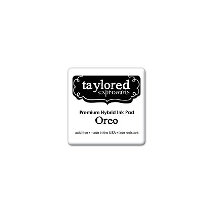 TAYLORED EXPRESSION MINI INK PAD OREO