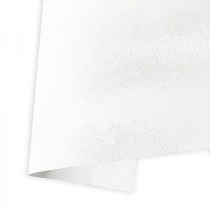 KORA Projects - Eco pelle safari  Bianco    35 cm x 50 cm