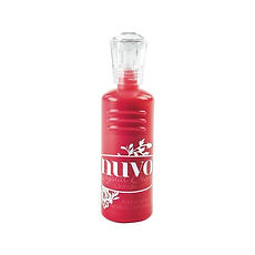 Tonic Studios NUVO  DROPS 60  ml GLOSS RED BERRY