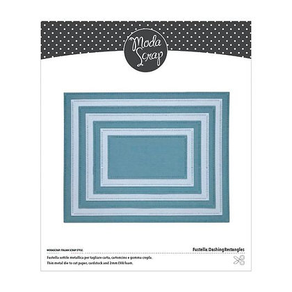 Moda Scrap  FUSTELLA DASHING RECTANGLES