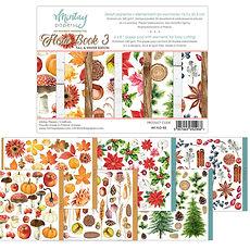 Mintay Papers - Flora book 3 15 cm x 20 cm