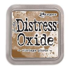 Ranger Ink - Tim Holtz distress oxide Vintage photo