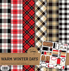 TOMMY PAPER PACK - WARM WINTER DAYS