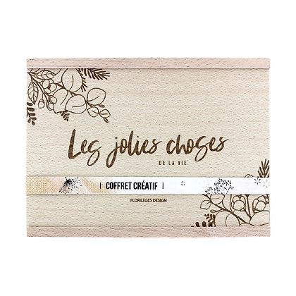 Florileges Design Coffret creative LESJOLIES CHOSES DE LA VIE