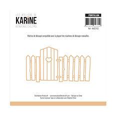 """Les Ateliers de Karine -Fustella """" Portillon"""""""