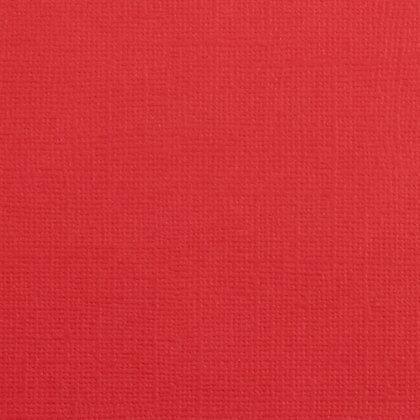 Florence- cartoncino texture 30,5 x30,5 POPPY