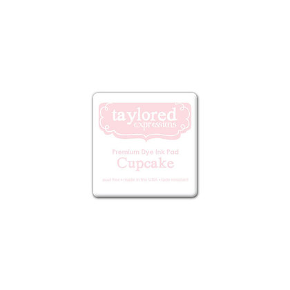 TAYLORED EXPRESSION MINI INK PAD CUPCAKE