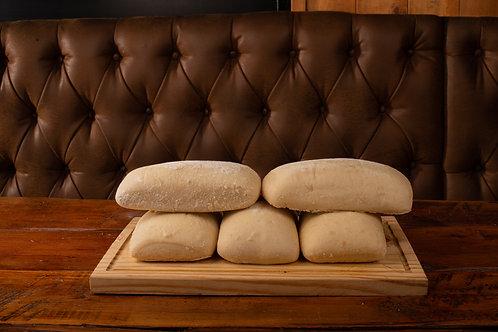 Pan sanduche panini. Paquete 5 und (160gr C/U)
