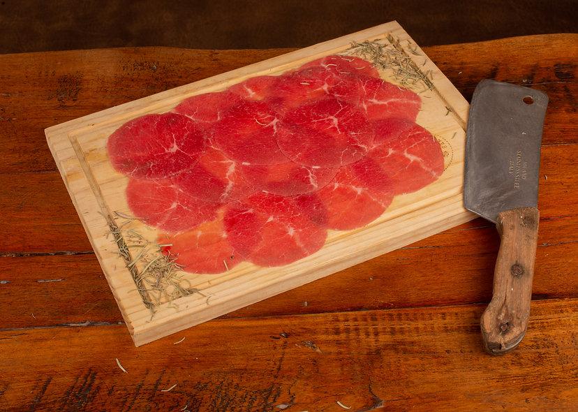 Carpaccio de res (95 gr - 100 gr)