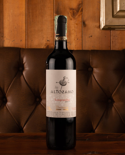 Vino Altozano tempranillo Botella (750 ml)