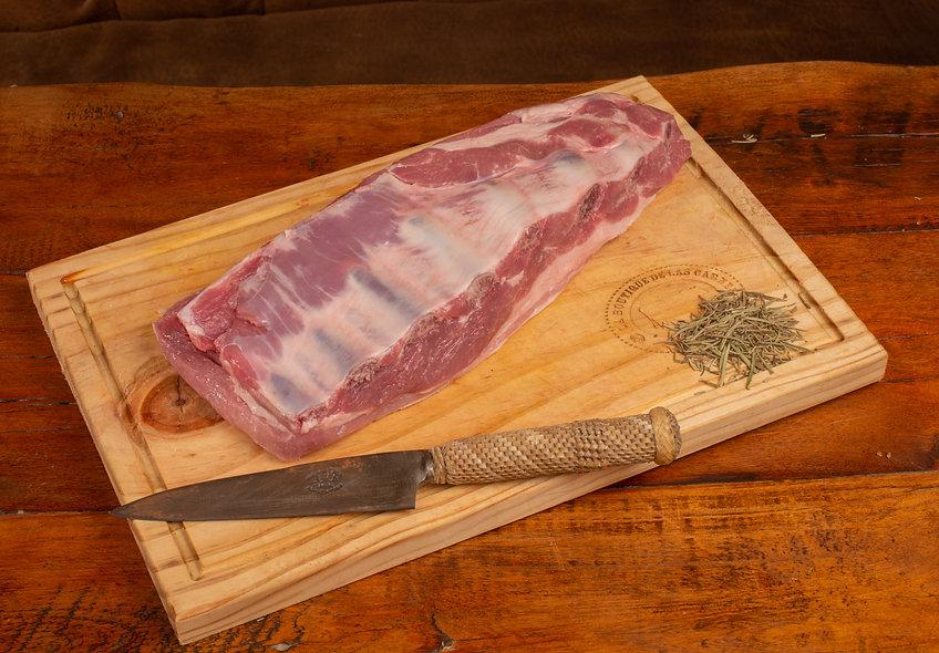 Costilla de cerdo (1401 gr - 1600 gr)