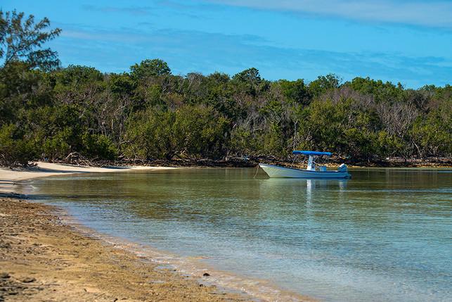 Exploring by Rental Boat