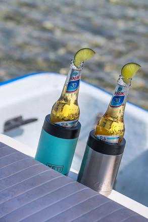 Kaliks on the Boat