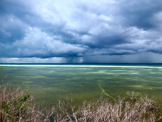 Storm Clouds over Abaco