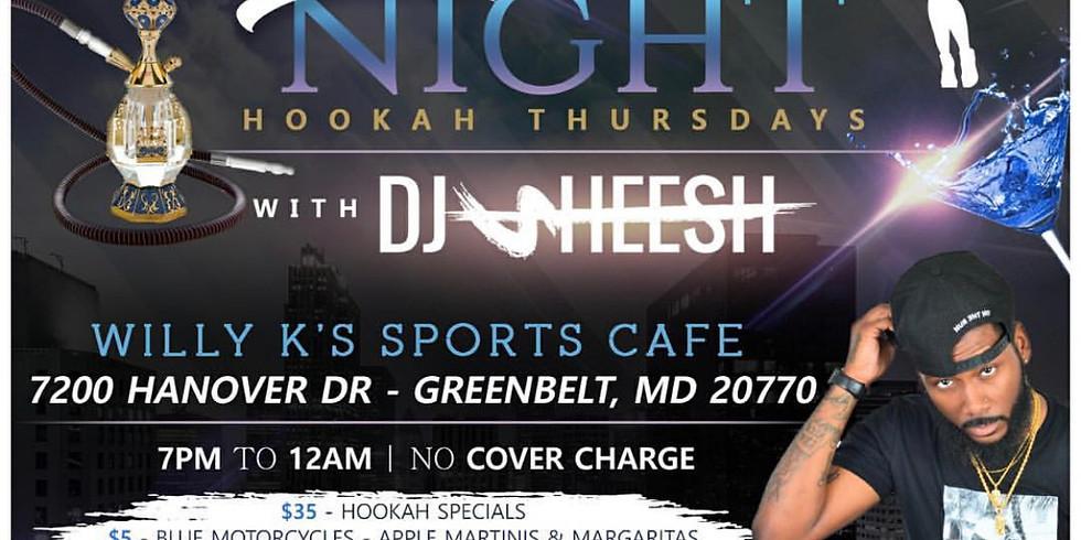 Ladies Night/Hookah Thursdays