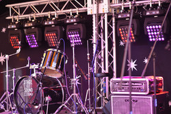 Stage, Light and Sound Hire, Dorset