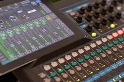 Allen & Heath Mixing Desk Hire
