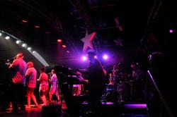 Backstage Swanage Carnival