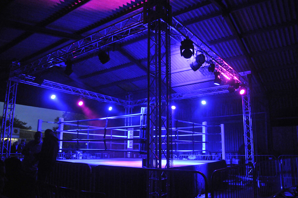 Event Lighting, Dorset