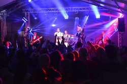 Stage Hire - Sway Allstars Orchestra