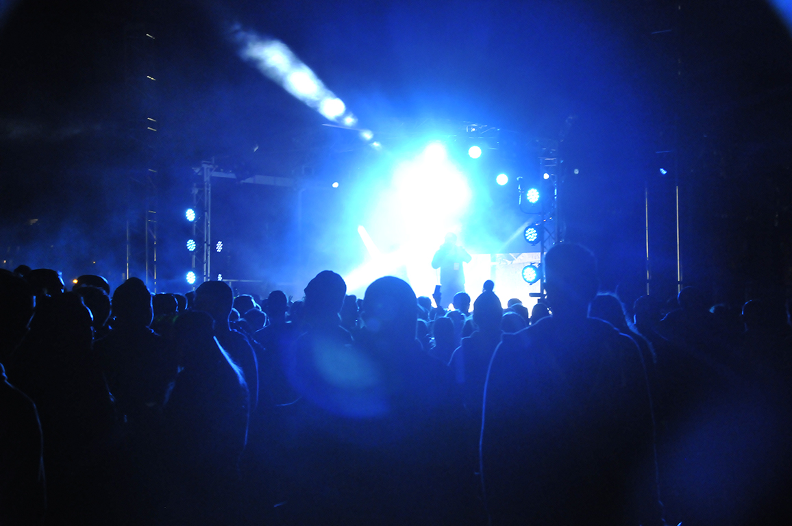 Event Lighting and Stage Hire