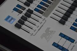 Avolites Titan DMX control