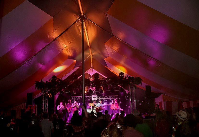 Stage Lighting Hire