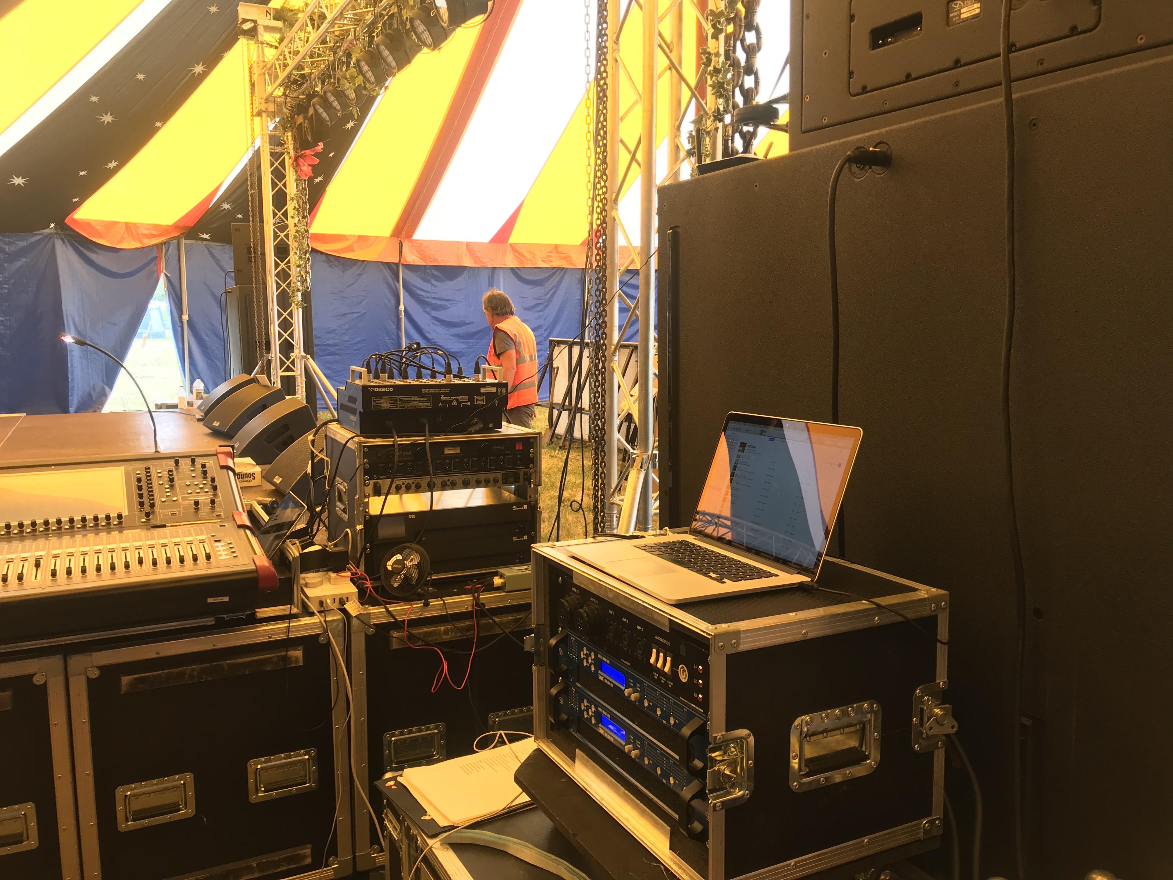 Danley Speakers - Sound Hire