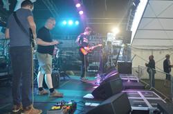 d&b audiotechnik M4s on stage
